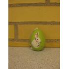 Påske æg til at hænge grøn