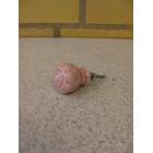 Porcelænsgreb rosa