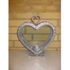 Hjerte Lanterne sølv