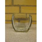Glas skål